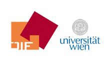 ÖIF und Uni Wien Logo