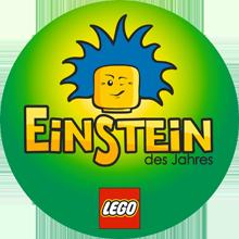 Lego Einstein Logo