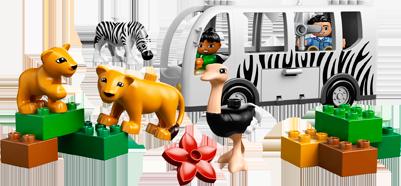Lego Safari
