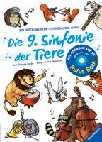 Buchcover Die 9. Sinfonie der Tiere