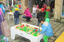 Bild vom Kindertag 2013