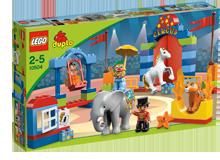 LEGO DUPLO Großer Zirkus