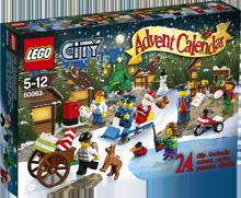 LEGO DÜPLO City Adventkalender